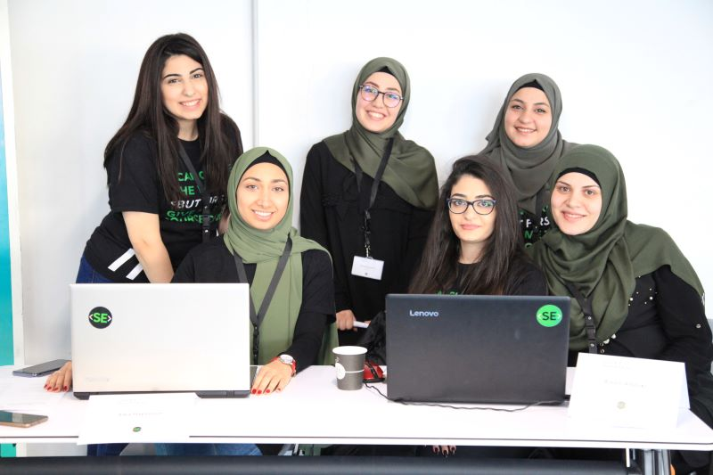 Coding for Refugee Youth - Alfanar